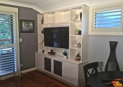 Belrose Kitchen / TV Unit